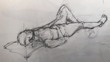 FIGURE DRAWING 12