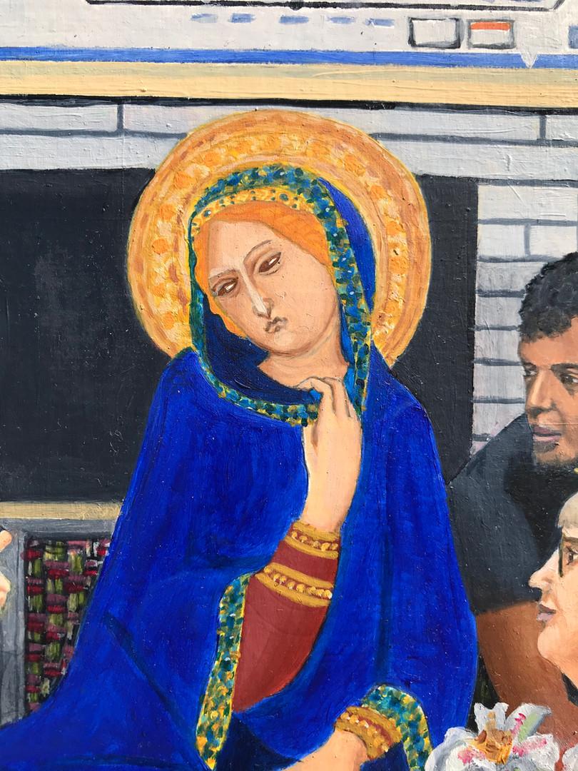 Northern Line Annunciation detail 4