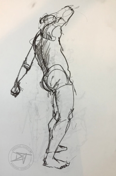 FIGURE DRAWING 47