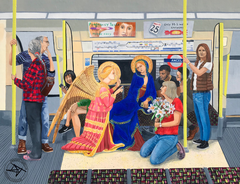 Northern Line Annunciation