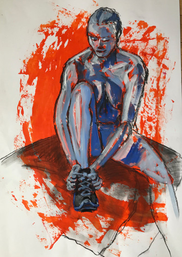 FIGURE DRAWING 58