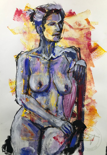 FIGURE DRAWING 51