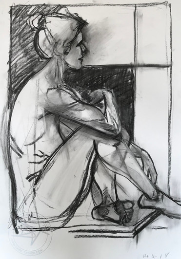 FIGURE DRAWING 45