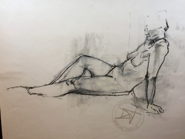 FIGURE DRAWING 28