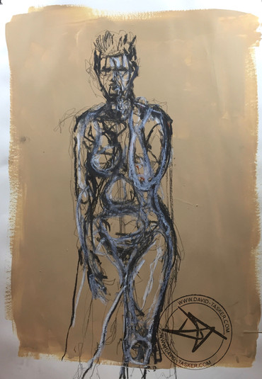 FIGURE DRAWING 24