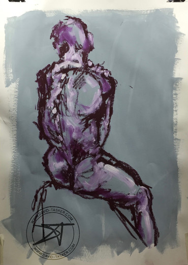 FIGURE DRAWING 22