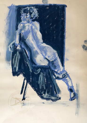 FIGURE DRAWING 46