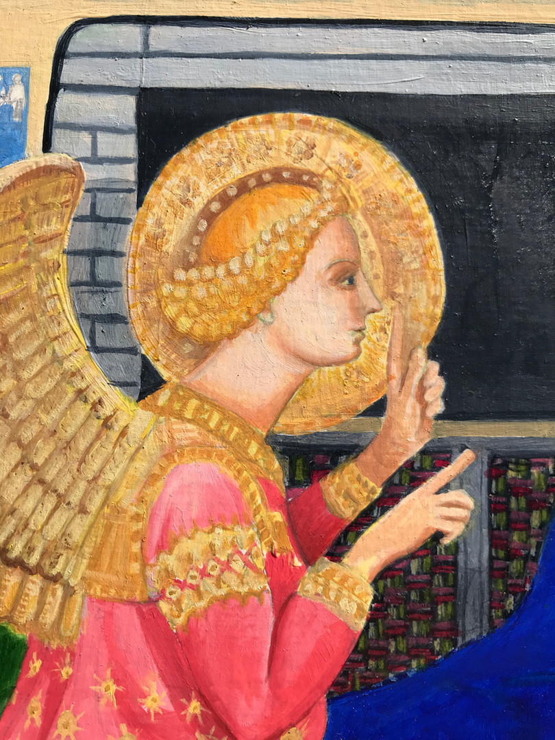Northern Line Annunciation detail 5