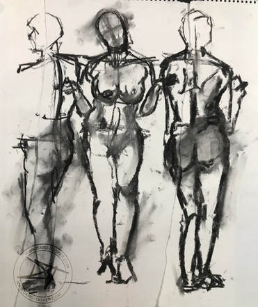 FIGURE DRAWING 41