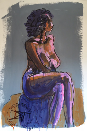 FIGURE DRAWING 39