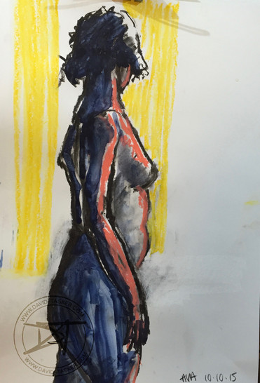 FIGURE DRAWING 8