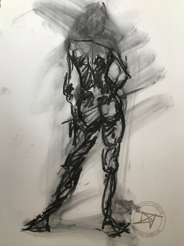 FIGURE DRAWING 48