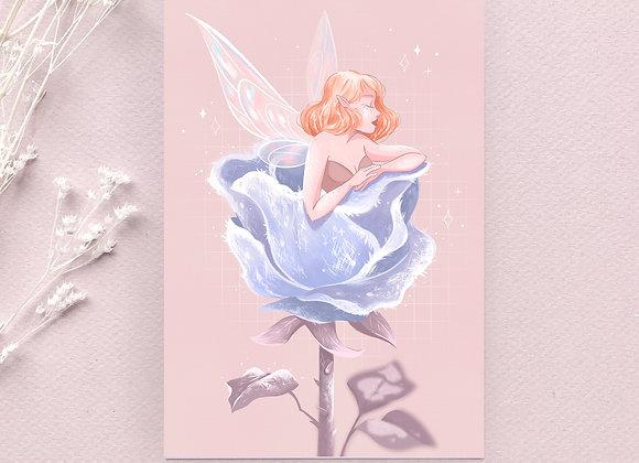 Carte postale - Winter Fairy