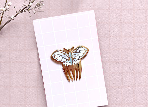 Pin - Butterfly comb