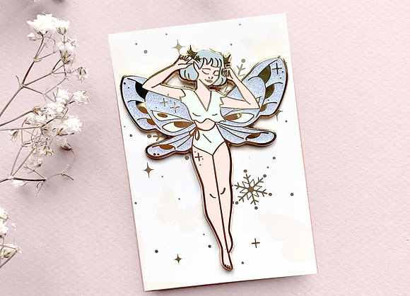 Pin - Butterfly Fairy
