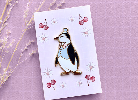 Pin's-Pingouin