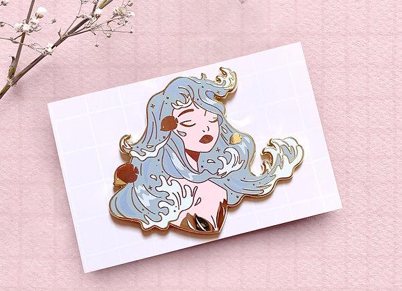 Pin - Mermaid