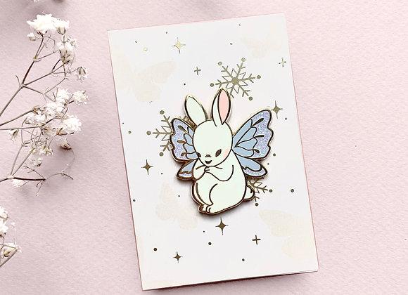 Pin - Fairy Bunny