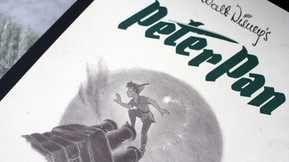 """""""The Sketchbook series : Peter Pan"""""""