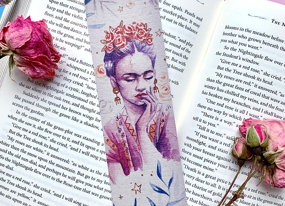 Marque page - Frida Kahlo