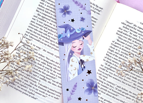 Bookmark - Blue Witch