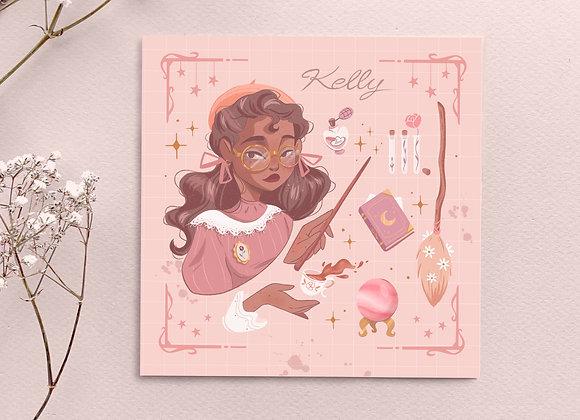 Carte  - Kelly