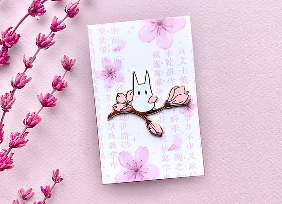 Pin's -  Chibi Totoro