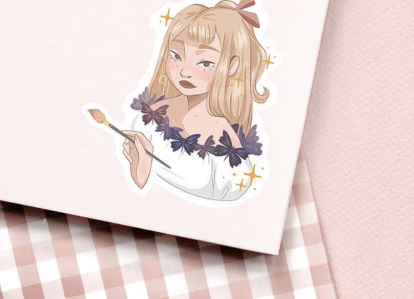 Sticker - Manon