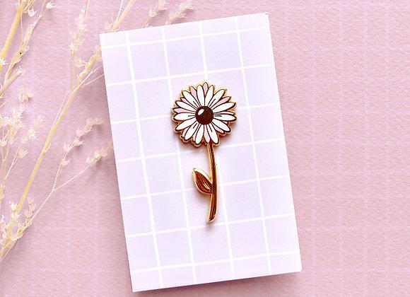 Pin's - Marguerite