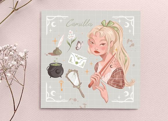 Carte  - Camilla