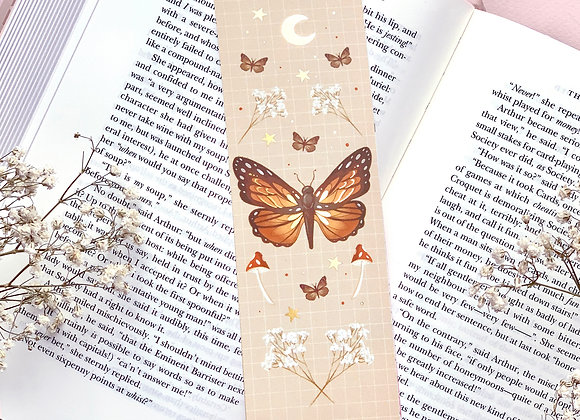 Marque page - Butterfly