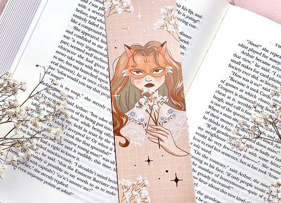Bookmark - Fox Girl