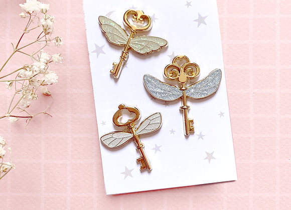 Pins - Magic keys