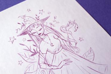 Slytherin Witch