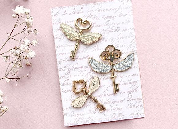 Pin's - Magic keys