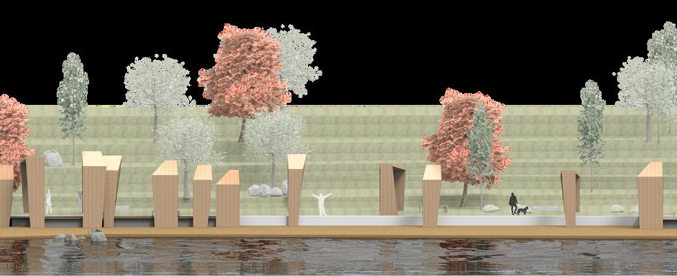 Ribs: Park Installation