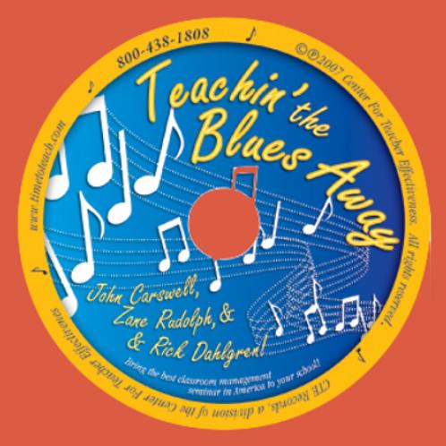 Teachin' the Blues Away CD