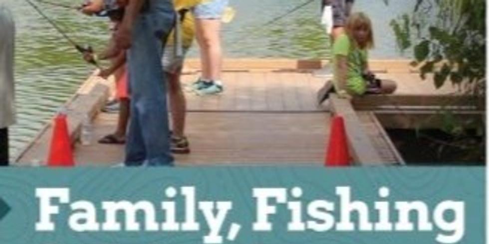 Family, Fishing, & Friends: Acequia Park