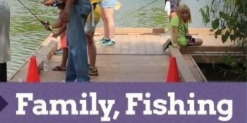 Family, Fishing, & Friends: Padre Park