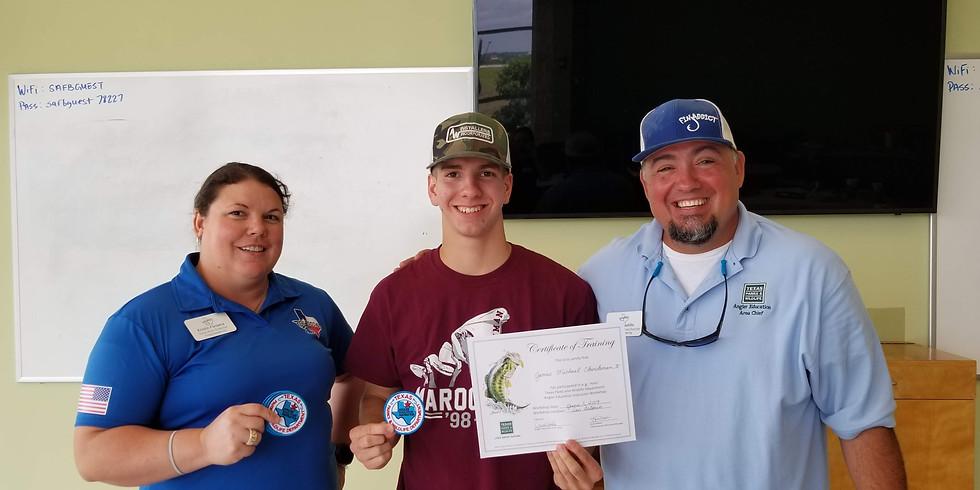 TPWD Angler Education Instructor Training Workshop