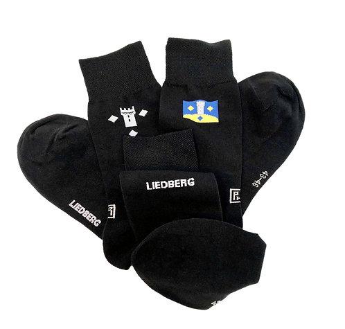 Liedberg Socken, 3er-Pack