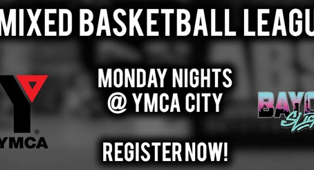 Monday Night Mixed League @ YMCA City Registrations