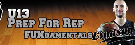 U13 Prep for Rep Fundamentals
