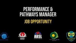 Performance & Pathways Manager