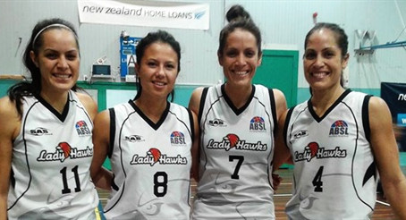 Top Women Basketballers Return to Home Court