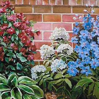 Garden Against the Garden Wall