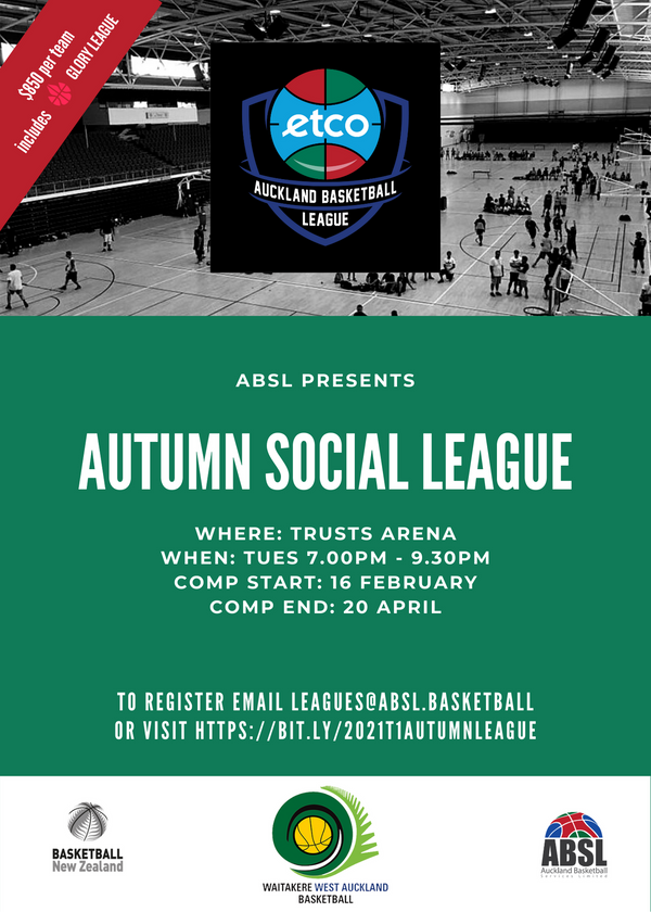 Trusts Arena Tuesday Autumn Adult League