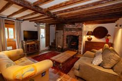 Rock Cottage Sitting Room