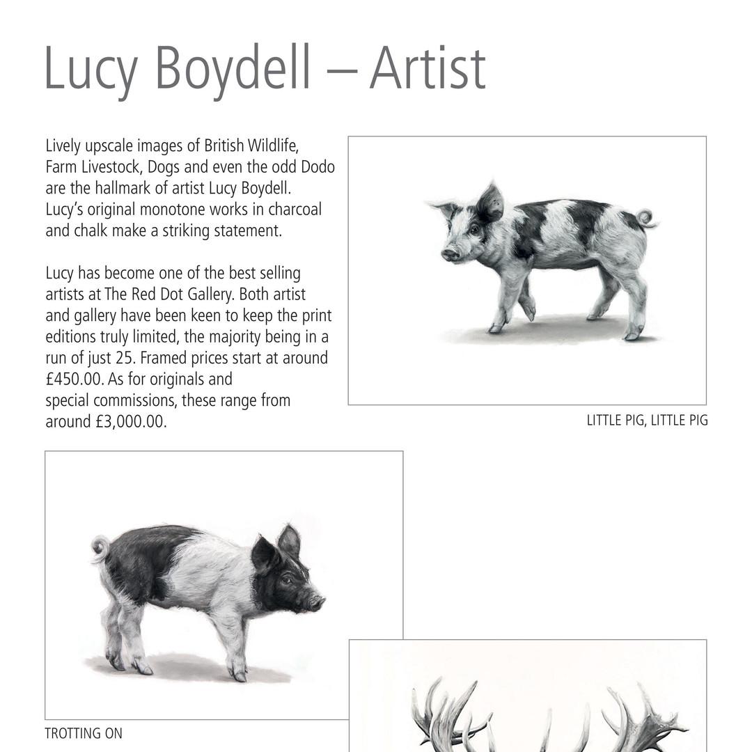 Lucy Boydell