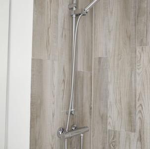 Bathroom Aqualisa shower